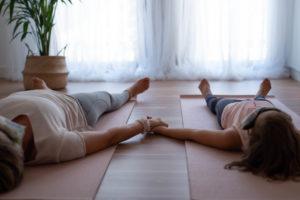yoga nidra en familia